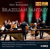 Ney Rosauro: Brazilian Fantasy