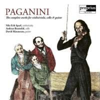 Paganini: The Complete Works for Violin/Viola, Cello & Guitar