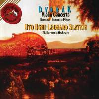 Dvořák: Violin Concerto, Romance, Romantic Pieces
