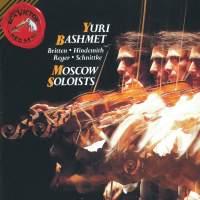 Yuri Bashmet: Britten, Hindemith, Reger & Schnittke