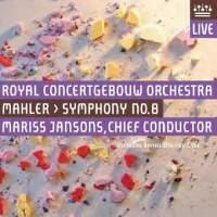 Mahler: Symphony No. 8 (with bonus bluray disc)