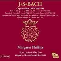 JS Bach: Organ Works Volume 2