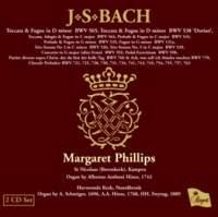 JS Bach: Organ Works Volume 5