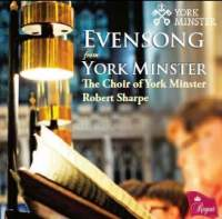 Evensong from York Minster