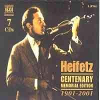 Jasca Heifetz: Centenary Memorial Edition (1901-2001)