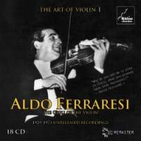 The Art of Violin Vol. 1