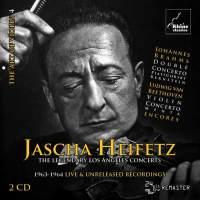 Brahms: Double Concerto & Beethoven: Violin Concerto