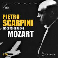 Pietro Scarpini - Discovered Tapes: Mozart