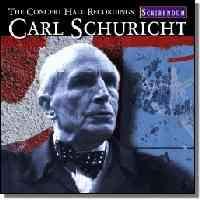 Carl Schuricht - The Concert Hall Recordings