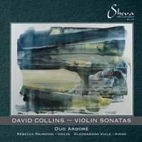 David Collins: Violin Sonatas