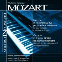 Mozart: Piano Concerto No. 20 in D minor, K466