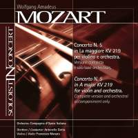 Mozart: Violin Concerto No. 5 in A major, K219 'Turkish'