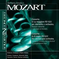 Mozart: Clarinet Concerto in A major, K622