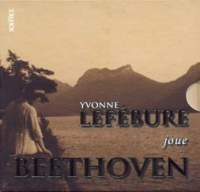 Yvonne Lefébure plays Beethoven
