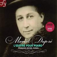 Dupré: Piano Works