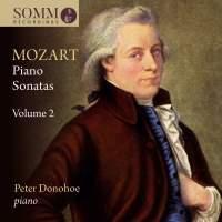 Mozart: Piano Sonatas, Volume 2