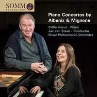 Piano Concertos by Isaac Albeniz & Francisco Mignone