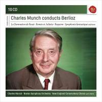 Charles Munch conducts Berlioz