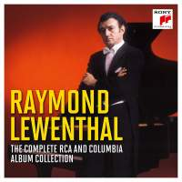 Raymond Lewenthal: The Complete RCA and Columbia Album Collection