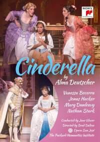 Alma Deutscher: Cinderella (DVD)