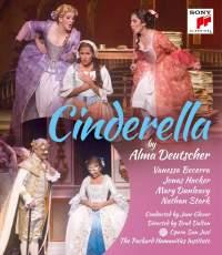 Alma Deutscher: Cinderella (Blu-ray)