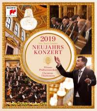 New Year's Concert 2019 (Blu-ray)