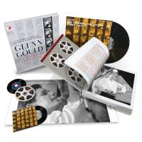 The Goldberg Variations - The Complete 1955 Recording Sessions