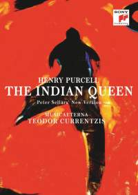 Purcell: The Indian Queen, Z630