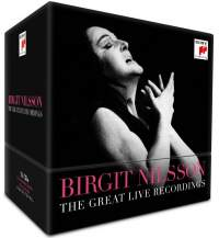 Birgit Nilsson Edition: The Great Live Recordings