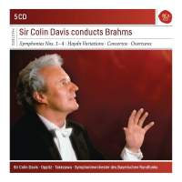 Sir Colin Davis conducts Brahms