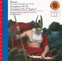 Mozart: The Last Six Symphonies, Vol. 3