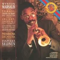 Tomasi & Jolivet: Trumpet Concertos