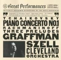 Tchaikovsky: Piano Concerto No. 1 & Rachmaninoff: Preludes