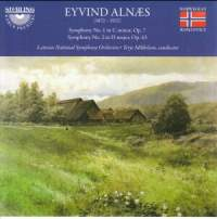 Eyvind Alnaes: Symphonies Nos. 1 & 2