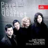 Janacek & Haas: String Quartets No. 2