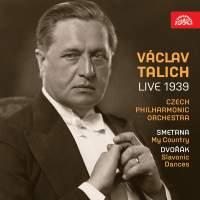 Vaclav Talich Live 1939