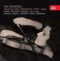 Ida Haendel: Prague Recordings 1957-1965