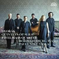Dvorak: Quintets Op. 81 & 97 - Vinyl Edition