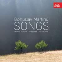 Martinů: Songs