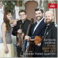 Dvorak: Piano Quartets Nos 1 & 2