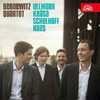Ullmann, Krasa, Schulhoff, Haas: String Quartets