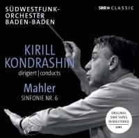 Kirill Kondrashin conducts Mahler Symphony No. 6