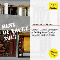 Best of Tacet 2013 - Vinyl Edition