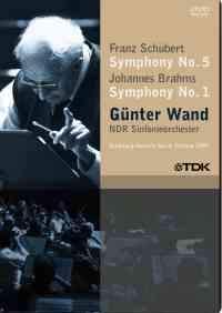 Günter Wand conducts NDR Sinfonieorchester