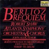 Barlioz, Boito, Verdi: Choral Works