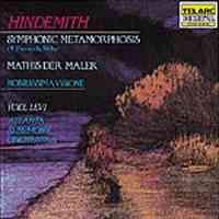 Hindemith: Symphonic Metamorphoses