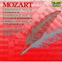 Mozart: Symphonies 32, 35 & 39