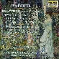 Barber - Popular Orchestral Works