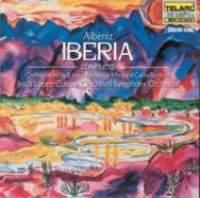 Albéniz: Iberia, books 1-4 (complete)