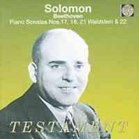 Beethoven: Piano Sonatas Nos. 17, 18, 21 and 22